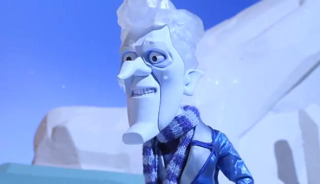 Image - Snow Miser in A Miser Brothers Christmas.jpg | Christmas ...