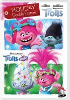 Trolls Trolls Holiday Double Feature DVD