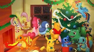 Lo mejor de 2010's AMV Navideño Christmas Eve SalvemosAYoutube