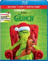 The Grinch Blu-Ray Combo 2