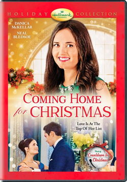 Coming Home For Christmas DVD