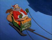 Ralph as Santa