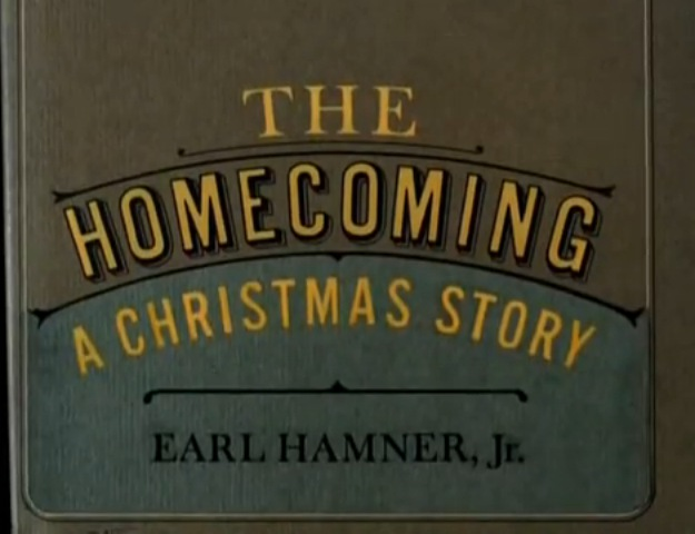 The Homecoming A Christmas Story.The Homecoming A Christmas Story Christmas Specials Wiki