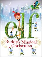 Elf Buddy's Musical Christmas DVD