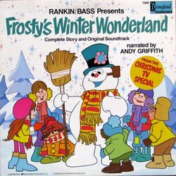 Frostys Winter Wonderland soundtrack