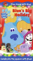 Blue's Clues Blue's Big Holiday VHS