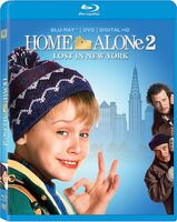 Home Alone 2 Blu-Ray Combo
