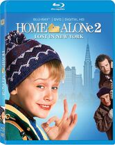 Home Alone 2 Blu-Ray Combo