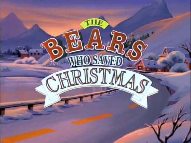 The Bears Who Saved Christmas.The Bears Who Saved Christmas Christmas Specials Wiki Fandom
