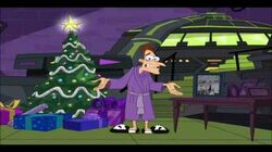 Phineas and Ferb - I Really Don't Hate Christmas - Dr