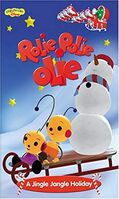 Rolie Polie Olie A Jingle Jangle Holiday VHS