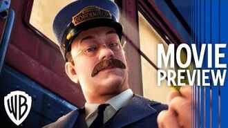 The Polar Express Full Movie Preview Warner Bros. Entertainment