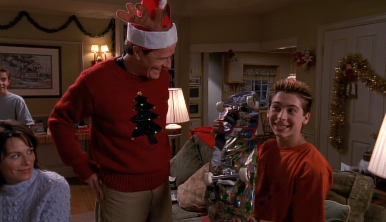 Malcolm In The Middle Christmas.Christmas Malcolm In The Middle Christmas Specials Wiki