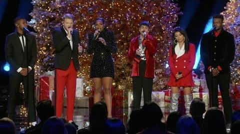 OFFICIAL VIDEO How Great Thou Art - Pentatonix featuring Jennifer Hudson