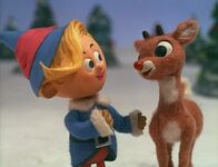 Rudolph the Red-Nosed Reindeer (Rankin/Bass)