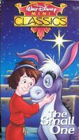 TheSmallOne VHS 1986