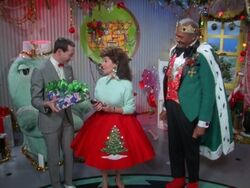 Pee-Wee Herman, Annette Funicello, and the King of Cartoons