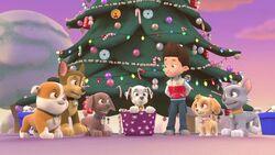 Pups Save Christmas Screenshot