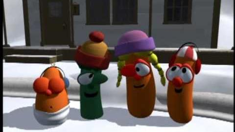VeggieTales Can't Believe It's Christmas