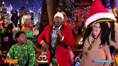 Game Shakers Reggae Potato Christmas!