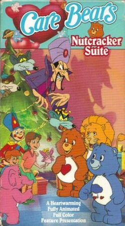 CB Nutcracker VHS cover
