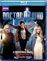 DrWhoXmasCarol Bluray