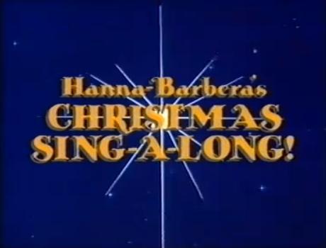 Hanna Barbera Christmas Dvd.Hanna Barbera S Christmas Sing A Long Video Christmas