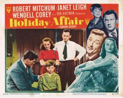 Holiday Affair card