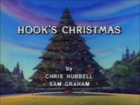 Hook's Christmas Title