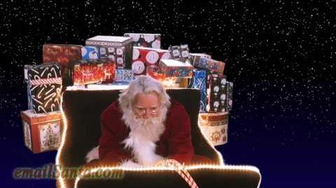 🎅 Santa Tracker for Kids - wink of his eye! 10 00 SCT*