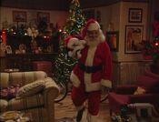 Santa in Merry Christmas Kenan