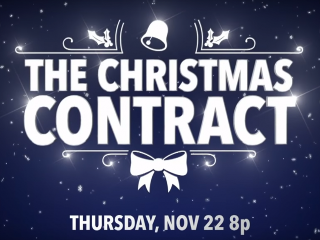 Christmas Contract.The Christmas Contract Christmas Specials Wiki Fandom