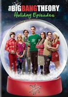 The Big Bang Theory Holiday Episodes DVD