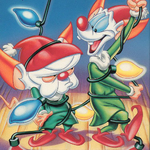 A Pinky and the Brain Christmas