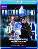 Doctor Who The Doctor, The Widow and The Wardrobe US Blu-Ray