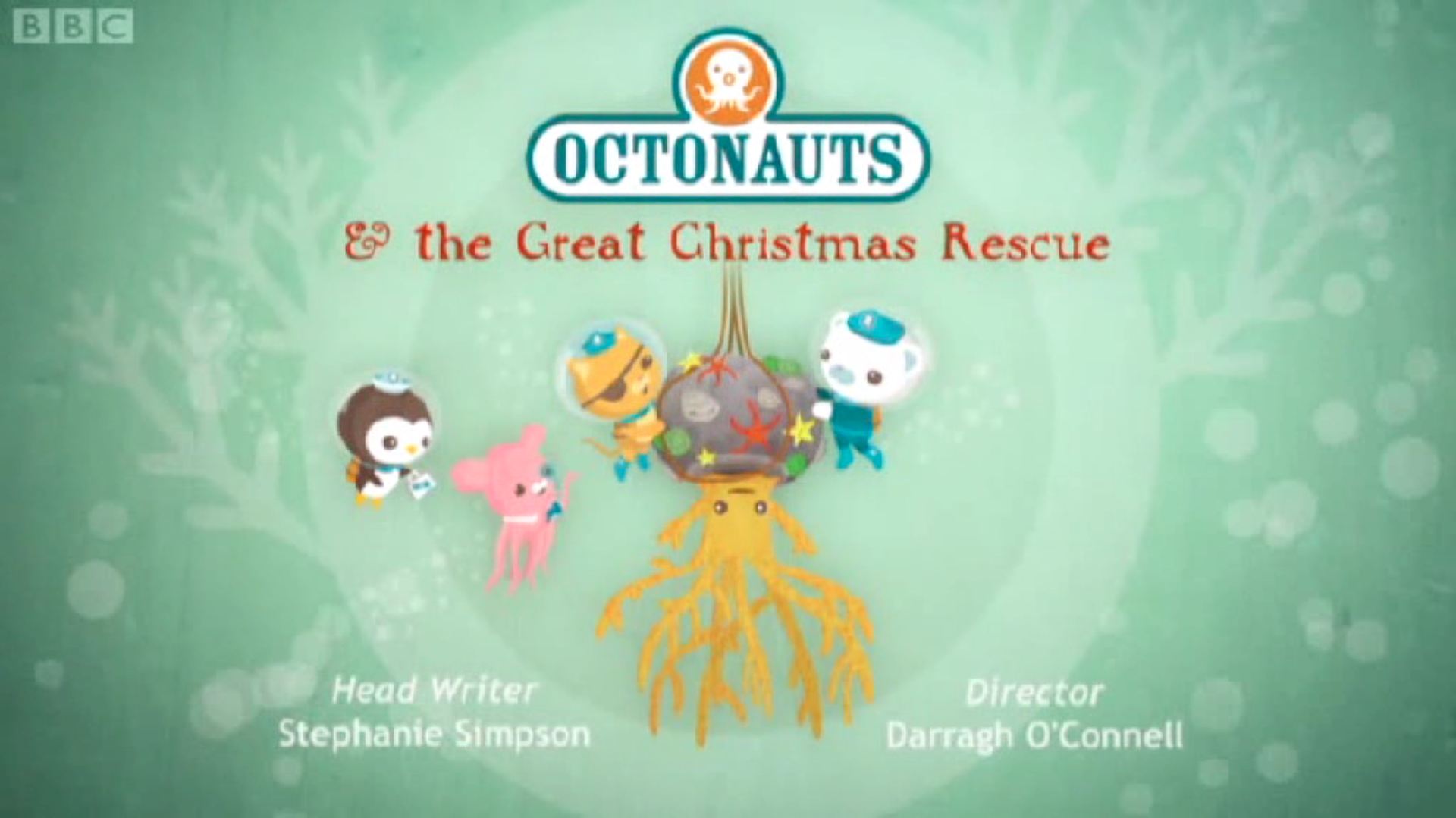 The Octonauts and the Great Christmas Rescue | Christmas Specials ...