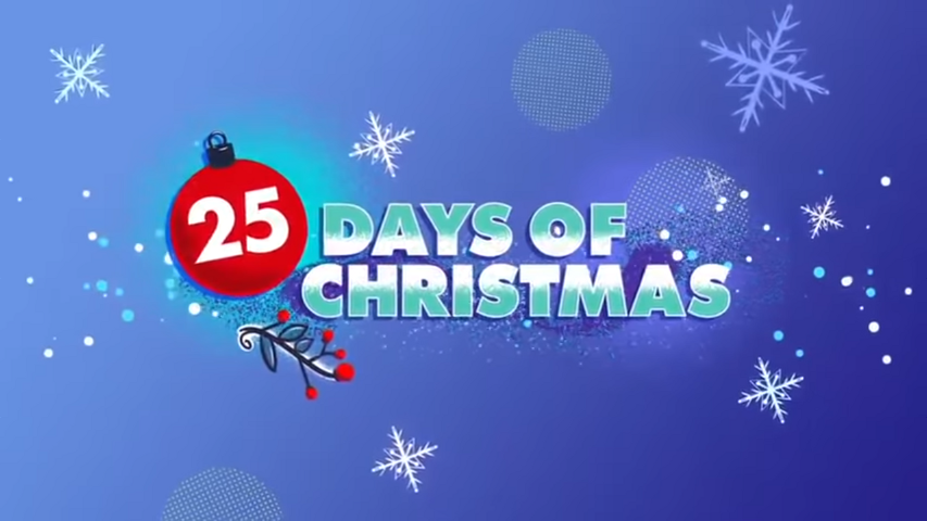 25 Days Of Christmas 2019 25 Days of Christmas | Christmas Specials Wiki | FANDOM powered by