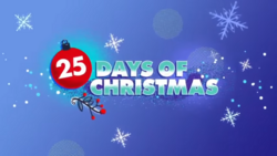 25 Days of Christmas logo (2018)