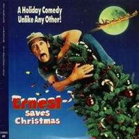 Ernest Saves Christmas Laserdisc