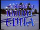 A Night on Mount Edna