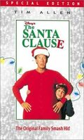 The Santa Clause Special Edition VHS