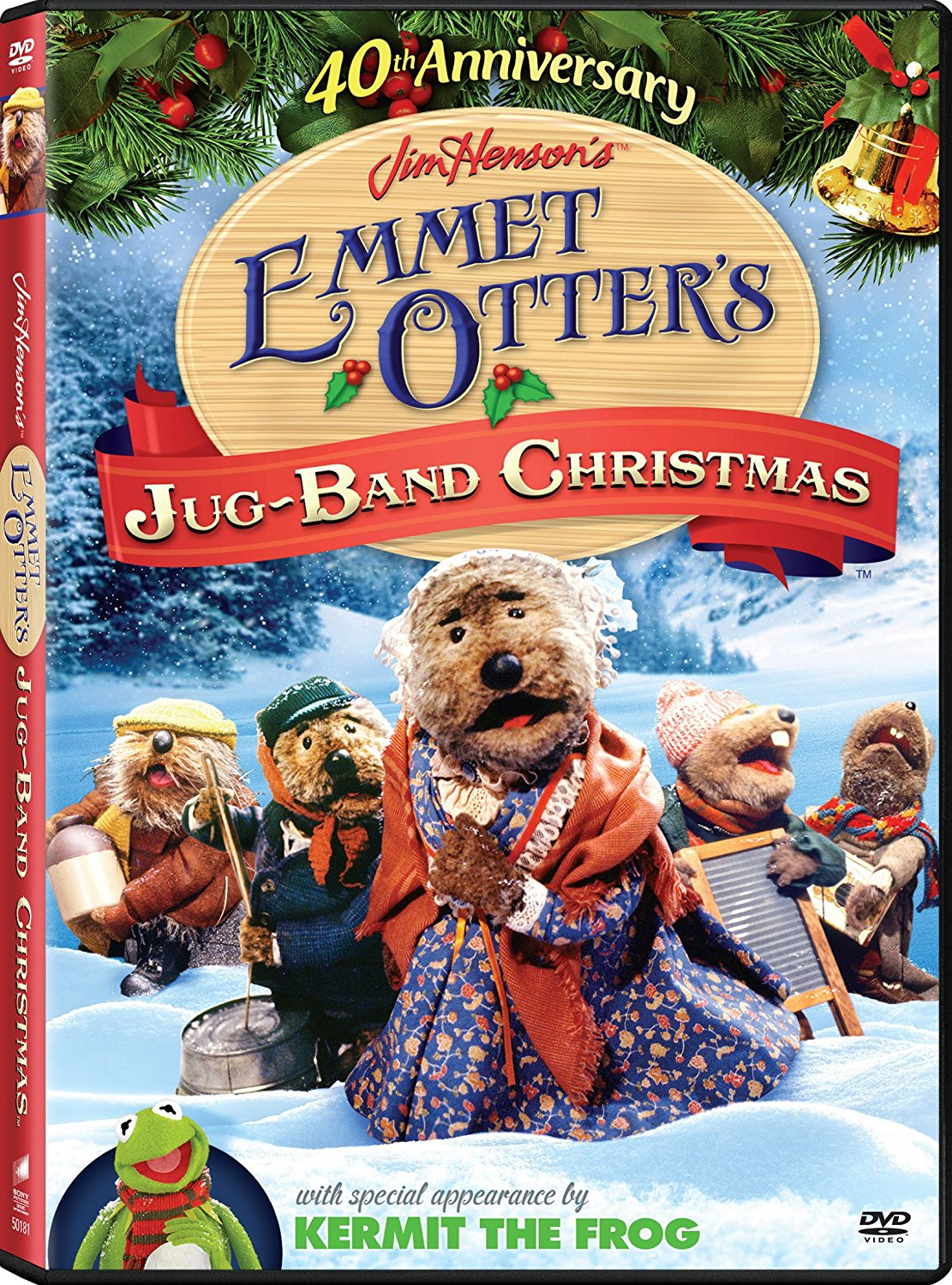 Image - Emmet Otter\'s Jug-Band Christmas 40th Anniversary Edition ...