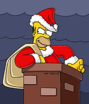 Simpsons-grinch