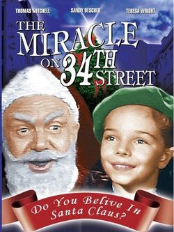 The Miracle on 34th Street 1955