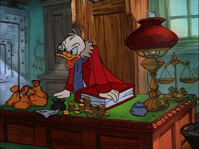 Uncle Scrooge Christmas Carol.Scrooge Mcduck Christmas Specials Wiki Fandom Powered By