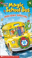 The Magic School Bus Holiday Special VHS