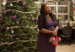 Glee All I Want For Christmas Is You