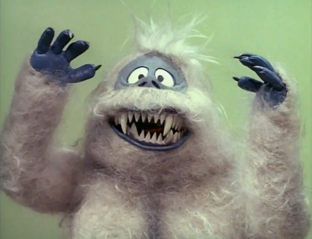 rudolph abominable snowman