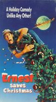 Ernest Saves Christmas VHS