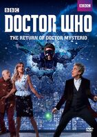 Doctor Who The Return of Doctor Mysterio US DVD